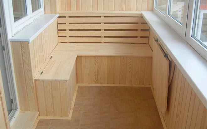Ящик для балкона